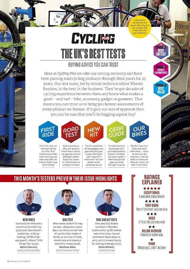 Cycling Plus- screenshot
