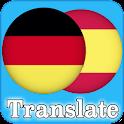 German - Spanish Translator icon