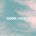 [메리골드] Good luck 카카오톡 테마 icon