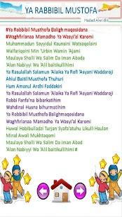 Lagu Anak Muslim Juzamma screenshot 1