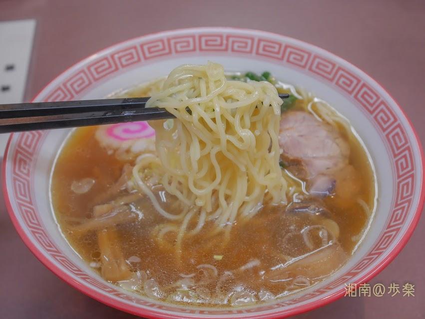 中華そば佐藤 麺はキッチンタイマーで計って茹でるスタイル
