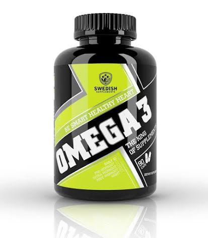 Omega 3 (Be Smart)