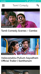 Tamil Comedy App Download for Android 2