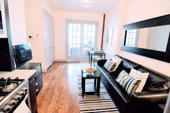 Prospect Heights - Underhill Avenue Furnished Apartment, Brooklyn