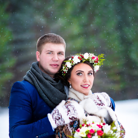 Wedding photographer Ekaterina Falevskaya (atmosfera35). Photo of 16.01.2016