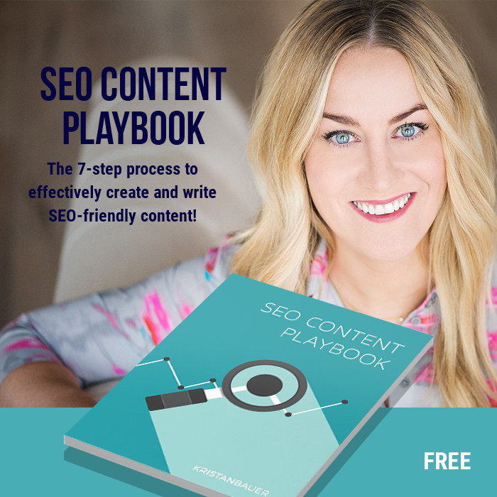 SEO Content Playbook