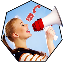 Caller Name -SMS Speaker Free icon