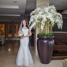 Wedding photographer Aleksandra Degtyareva (Angevil). Photo of 21.10.2015