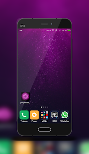 purple wallpapers HD - náhled