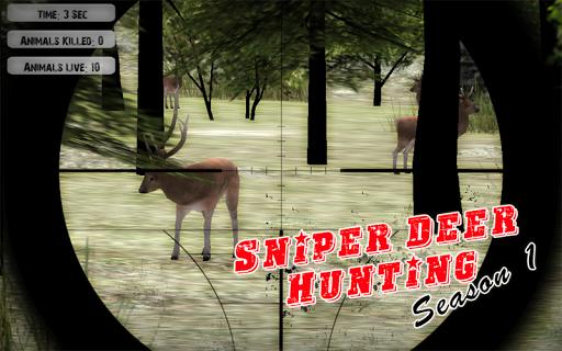 Sniper Deer Hunting Season 1