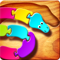 First Kids Puzzles: Snakes icon