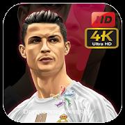 Cristiano Ronaldo HD Wallpapers - Madrid Fans APK for Bluestacks