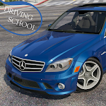 The Driving School 3D Icon