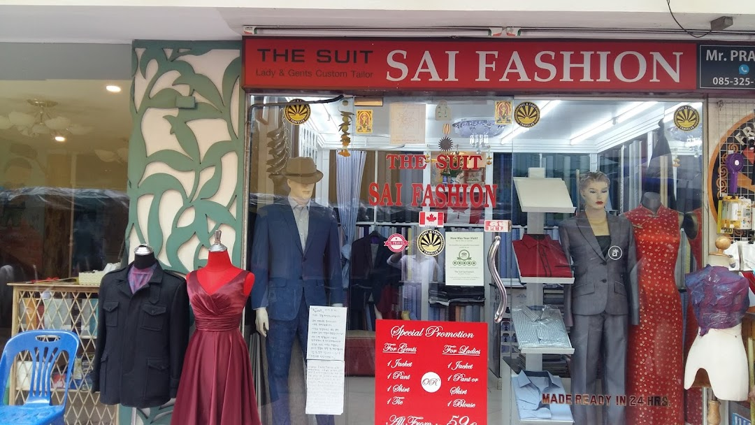 The Suit Sai Fashion - Clothing Store in Khet Phra Nakhon