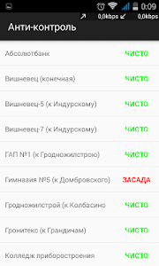 Анти-контроль. Гродно. screenshot 3