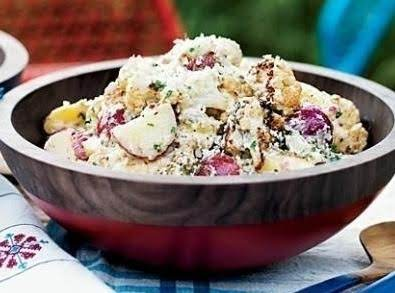 Potato-cauliflower Salad Recipe