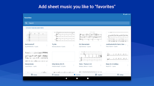 MuseScore: view and play sheet music 2.4.36 9
