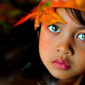 my real grace by Samm Belaguin - Babies & Children Children Candids
