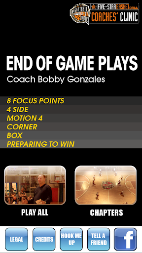 End Of Game Plays