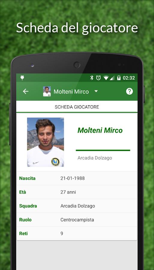 Tuttocampo - Calcio - screenshot