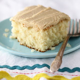 Easy Yellow Sheet Cake