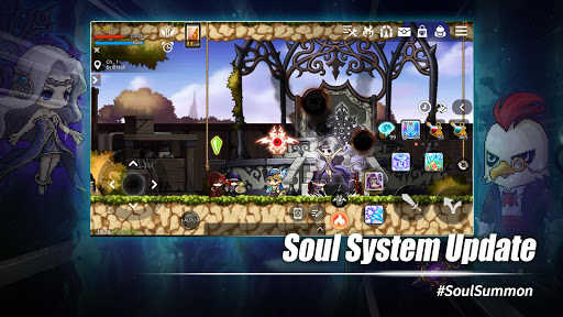 MapleStory M - Open World MMORPG 1.4200.563 screenshots 2