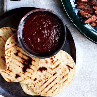 Dried Chile Salsa