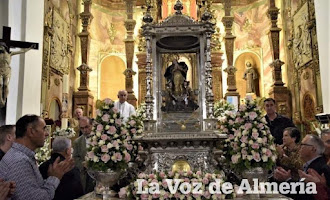 Patronazgo de la Virgen del Saliente de Albox