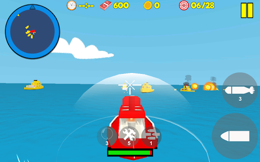 Otok-otok: 3D Warship Combat 1.0 androidappsheaven.com 7
