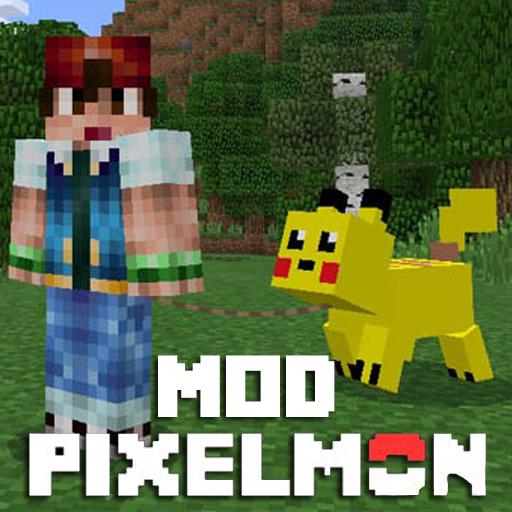 Mod Pixelmon for MCPE 1.0