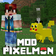 App Mod Pixelmon for MCPE apk for kindle fire