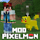Mod Pixelmon for MCPE by SummerMods