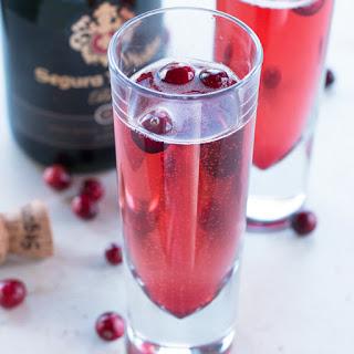 Cranberry Spice Sparkler