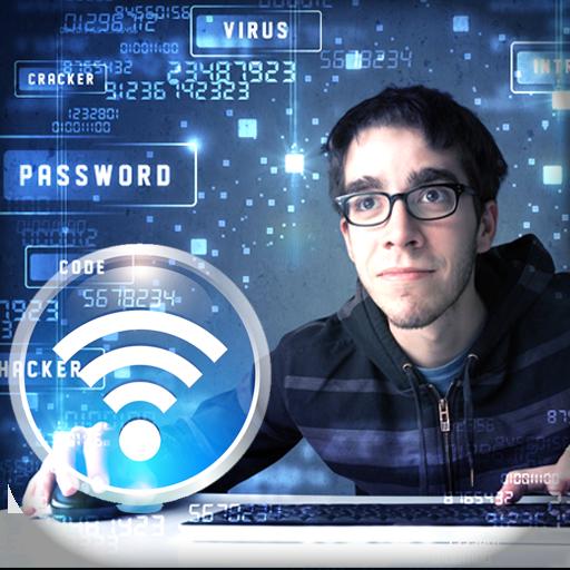 WiFi Password Hacker Simulator