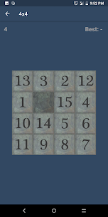 Puzzle 15 12.3 Mod + Data for Android 3