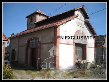 propriété à La Guerche-sur-l'Aubois (18)