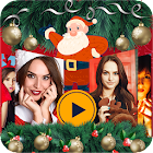 Christmas Video Maker icon