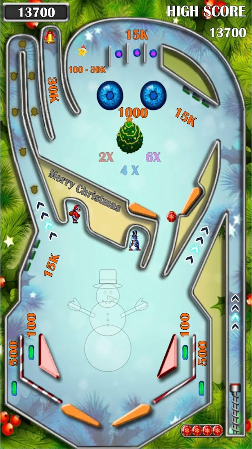 Pinball Flipper classic 10in1- screenshot