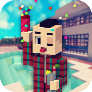 Party craft high school life android apps on google play for Crafting and building app store