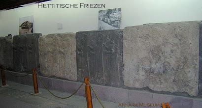 Photo: Hittitische friezen