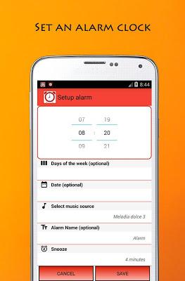 Easy Stop - Alarm clock free - screenshot
