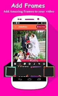 Photo Video Maker with Music - Video Editor - náhled