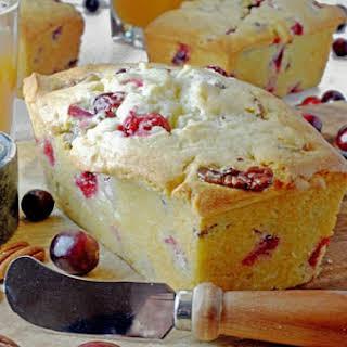 Cranberry Nut Bread.