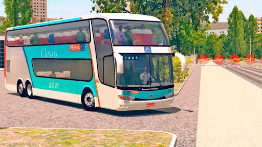Skins World Bus Driving Simulator 9.2 screenshots 1