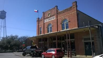 Photo: Downtown Gruene