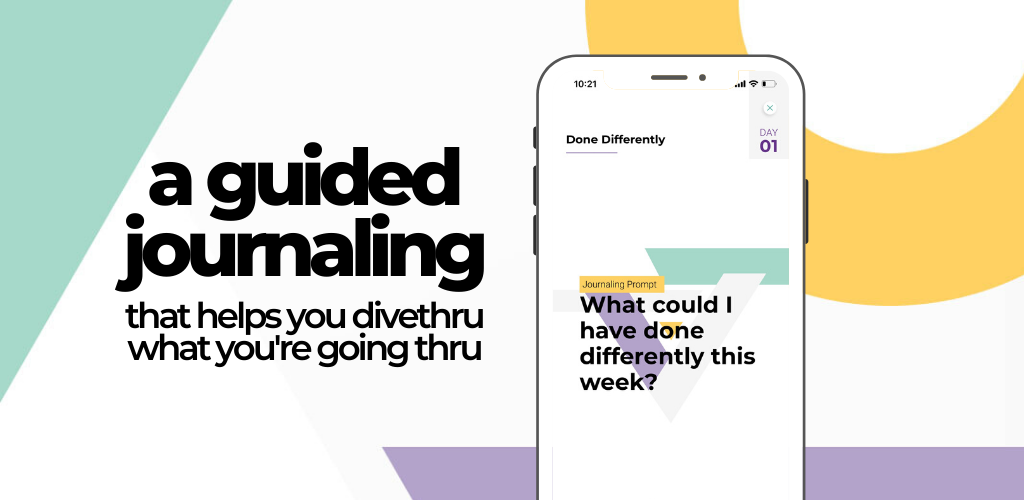 Download DiveThru: Guided Journaling APK for Android - Latest Version