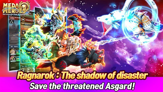 Medal Heroes : Return of the Summoners Mod Apk Download For Android and Iphone 1