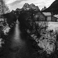 Snow river di