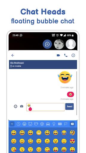 Mini Social - Your Social Network for Facebook Screenshots 5