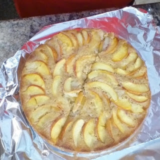 Peach Cake from America's Test Kitchen